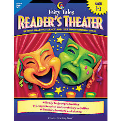 Creative Teaching Press Readers Theater Fairy