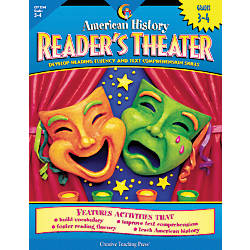 Creative Teaching Press Readers Theater American