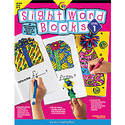 Creative Teaching Press Super Sight Word