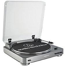 Audio Technica LP to Digital Recording