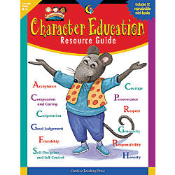 Creative Teaching Press Character Education Resource