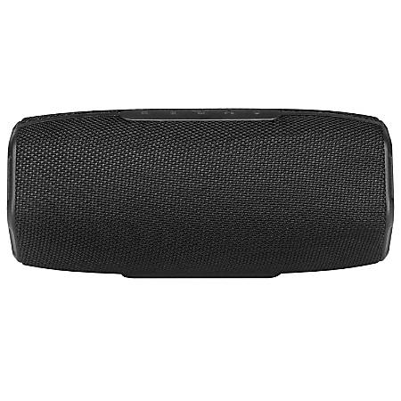 iLive Bluetooth® Waterproof Portable Speaker, Black, ISBW348B