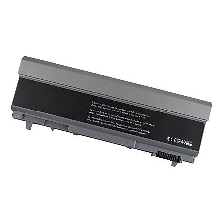 V7 Repl Battery DELL LATITUDE E6400 E6500 OEM# 312-0749 0FU571 0KY265 0PT434 - 7800mAh - Lithium Ion (Li-Ion) - 11.1V DC