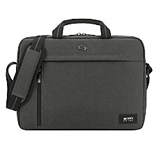 Solo Rivington Slim Briefcase With 156