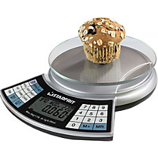 Starfrit 11lb Capacity Nutritional Scale