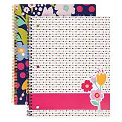 Office Depot Brand Fashion Spiral Notebook
