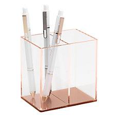 Realspace Acrylic Pencil Cup 3 78