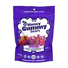 Lovely Sour Honey Gummy Bears 6