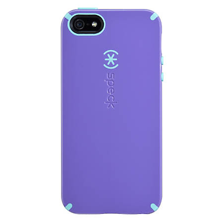 Speck® CandyShell™ Case For Apple® iPhone® 5/5s, Purple/Blue