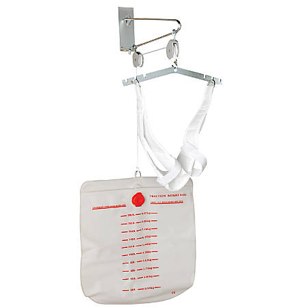 DMI® Replacement Head Halter, Red/White