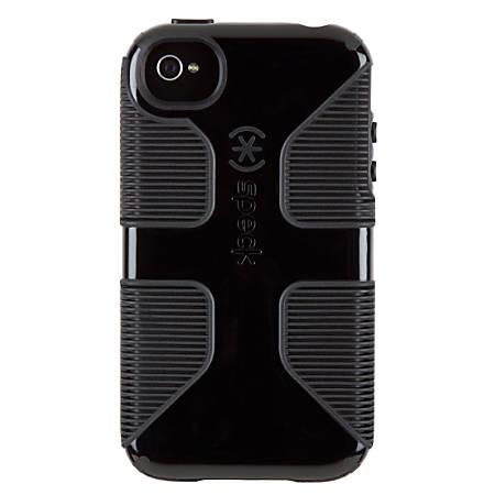 Speck® CandyShell™ Flip Case For Apple® iPhone® 4/4S, Black/Black
