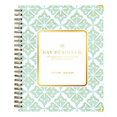 Day Designer Academic WeeklyMonthly Planner 6