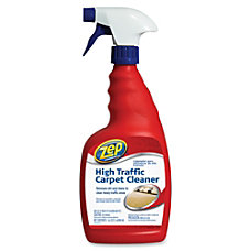 Zep High Traffic Carpet Spot Remover