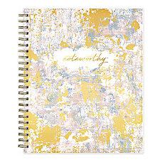 Noteworthy Academic WeeklyMonthly Calendar 7 x