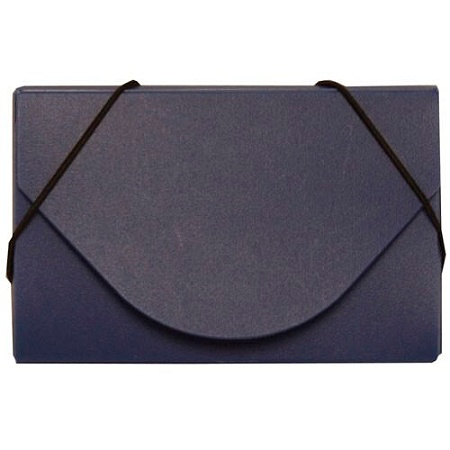 Jam paper business card case with elastic closure navy blue by jam paper business card case with elastic closure navy blue by office depot officemax colourmoves