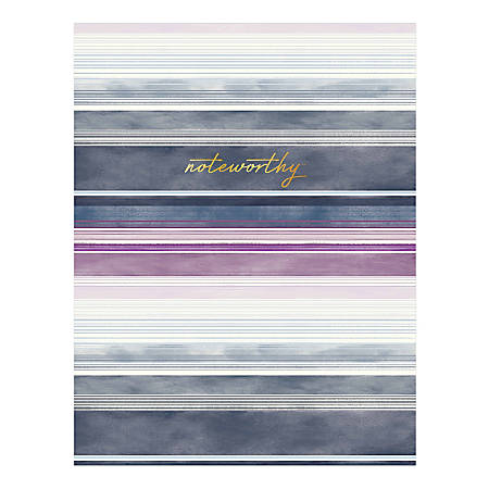 """Noteworthy Mila Academic Monthly Slim Planner, 8-1/2"""" x 11"""", July 2019 to June 2020"""