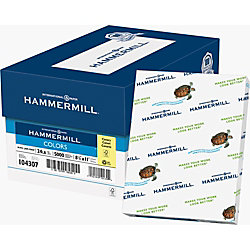 hammermill colors laserinkjet print colored paper letter paper size