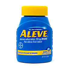 Aleve All Day Strong Naproxen Sodium