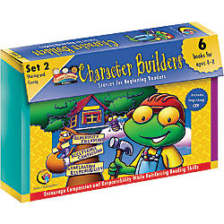 Creative Teaching Press Character Builders Set