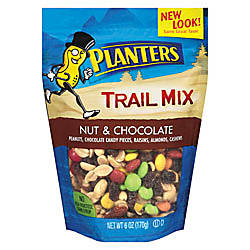 PLANTERS Nut Chocolate Trail Mix 6
