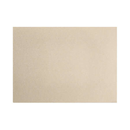 """LUX Flat Cards, A9, 5 1/2"""" x 8 1/2"""", Silversand, Pack Of 250"""