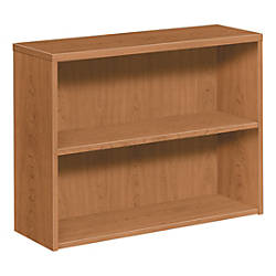 HON 10500 Series 2 Shelf Bookcase