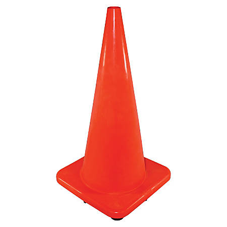 """Impact Products Safety Cones, 28""""H, Orange"""