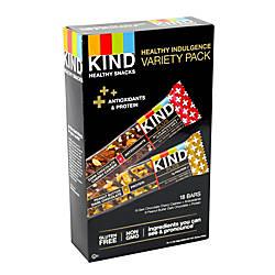 Kind Healthy Indulgence Bars 15 Lb