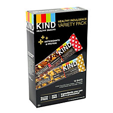 Kind Healthy Indulgence Bars 15 Lb