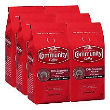Community Coffee Arabica Ground Coffee Colombia