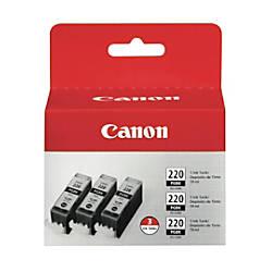 Canon PGI 220 Black Ink Cartridges