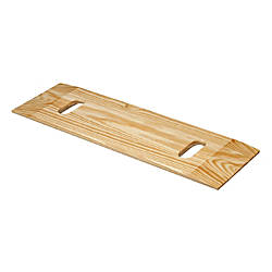 DMI Bariatric Deluxe Wood Transfer Board