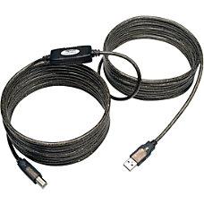 Tripp Lite 25ft USB 20 Hi