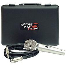 Pyle PDMIK4 Dynamic Microphone Dynamic 50Hz
