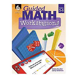 Shell Education Guided Math Workbook Grades