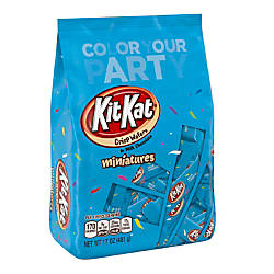 Kit Kat Miniatures Blue 17 Oz