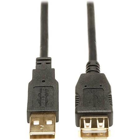 Tripp Lite U024-016 QW8007 USB Extension Cable, 16'
