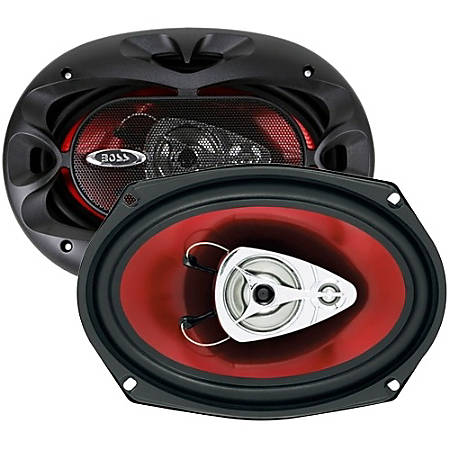 Boss Audio CHAOS EXTREME CH6930 400W 3-way Speaker