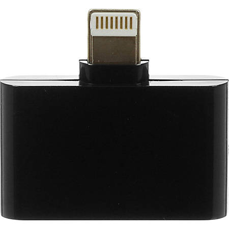 4XEM Black 8-Pin To 30-Pin Adapter