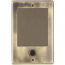 NuTone NM NDB300AB Intercom Door Station