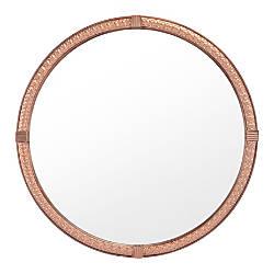 Zuo Modern Madi Circle Mirror 23