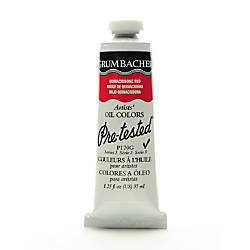 Grumbacher P170 Pre Tested Artists Oil