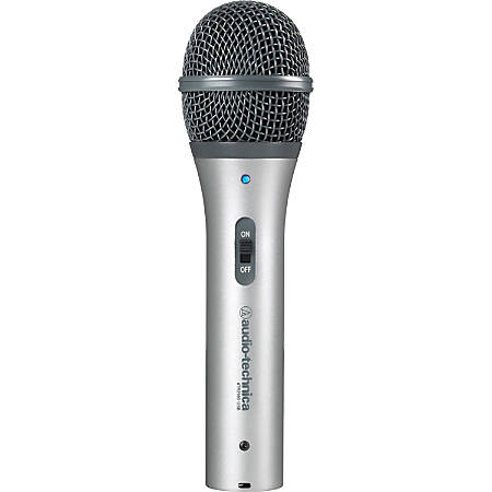 Audio-Technica ATR2100-USB Cardioid Dynamic Microphone
