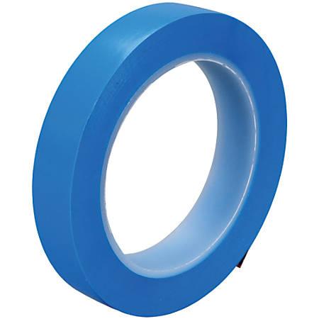 "3M™ 4737S Masking Tape, 3"" Core, 0.75"" x 108', Blue, Case Of 48"
