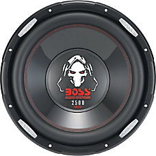 Boss Audio PHANTOM P156DVC 15 1500W