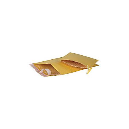 """Office Depot® Brand Kraft EZ Open Tear-Tab Bubble Mailers, #000, 4"""" x 8"""", Pack Of 500"""