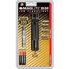 Mag Lite XL50 LED 3 Cell