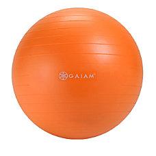 Gaiam Kids Balance Ball Orange