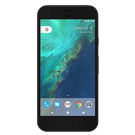 Google™ Pixel XL Cell Phone, Just Black, PGN100005