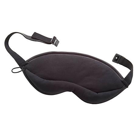 Lewis N. Clark Eye Mask, Gray